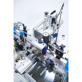 автоматическая этикитеровочная машина Solo Range