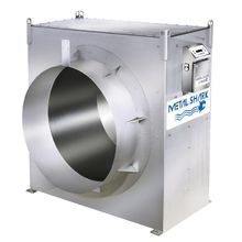 Детектор металла с круглым отверстием CASSEL SHARK RD для проверки бревен