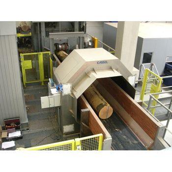 Металлодетектор для брёвен CASSEL SHARK OCTA