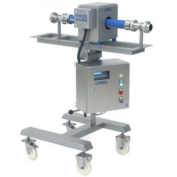 Металлодетектор In-Liquid для трубопроводов, жидких и полужидких продуктов
