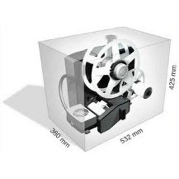 Габариты принтера D43