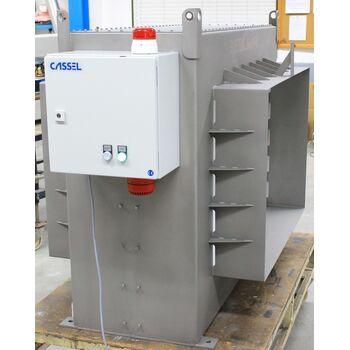 Металлодетектор CASSEL SHARK RECT